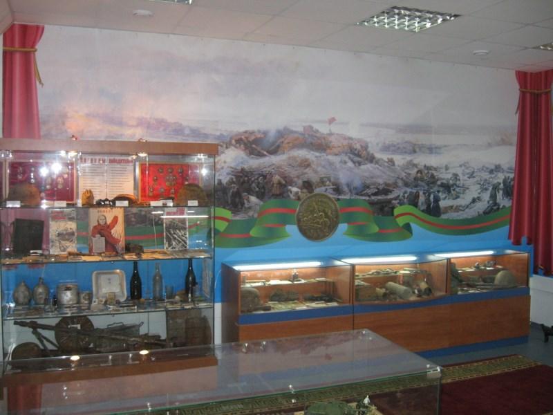 2 Экспозиция Сталинградская битва