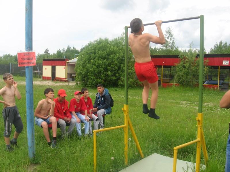 этап силовая гимнастика