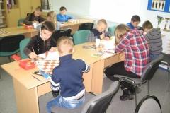 Воспитанники ДОЛ Пятиборец рисуют свою мечту