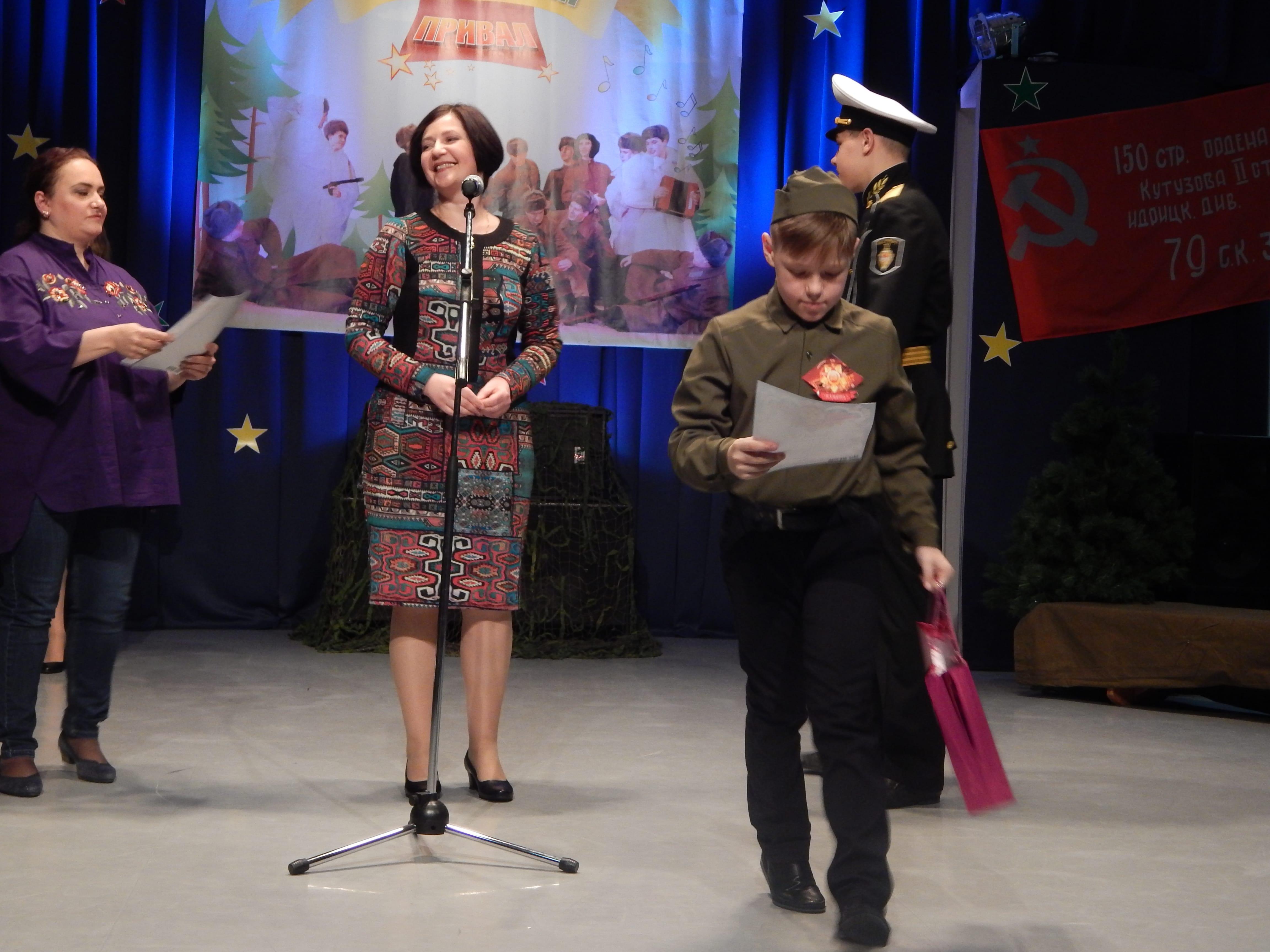 Церемония награждения участников фестиваля-min