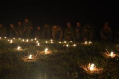 Церемония Свечи Памяти
