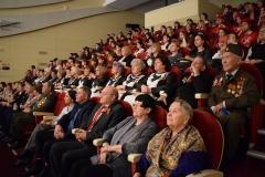 Зрители Гала-концерта