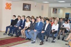 Выпускники Центра и их родители