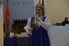 Сазида Абдуловна с песней Непокорная