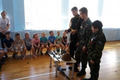 Презентация солдатского медальона