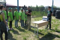 Лагерь Планета детства на этапе Снайпер